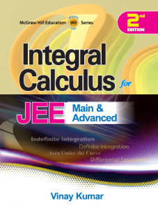 Integral Calculus for JEE