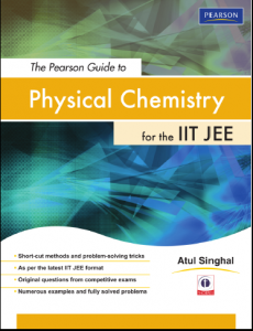 Physical Chemistry for the IIT JEE.