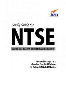 Study Guide for NTSE (SAT & MAT)